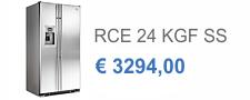 RCE 24 KGF SS | Porte inox e laterali grigi